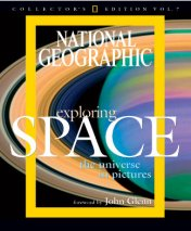 National Geographics: Exploring Space Cover