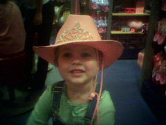 Cowgirl Princess Sophi