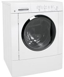 GE 3.5 Cu. Ft. King-Size Capacity Front Load Washer