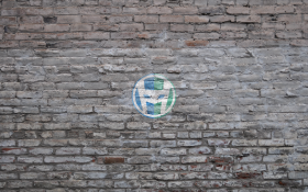HeroPress logo on Grey Brick
