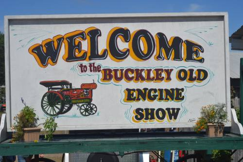 Welcome to the Buckley Old Engine Show