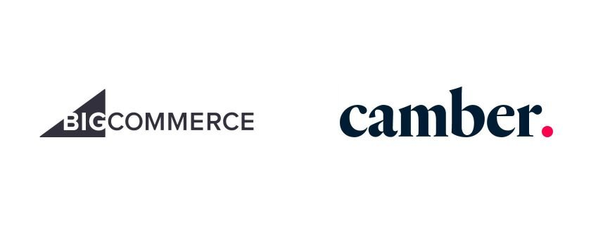 BigCommerce and Camber logos