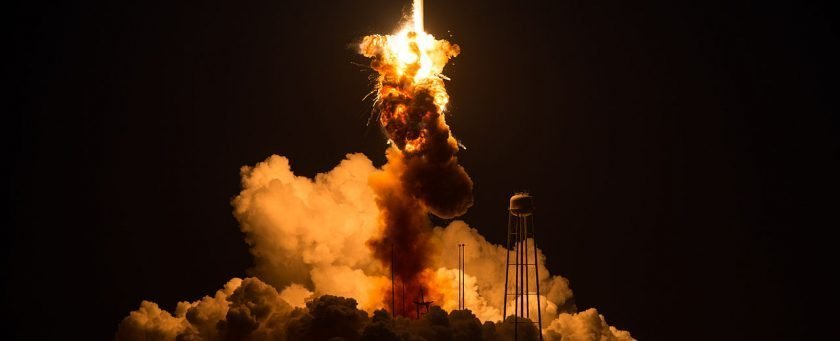 Antares Rocket Launch Failure