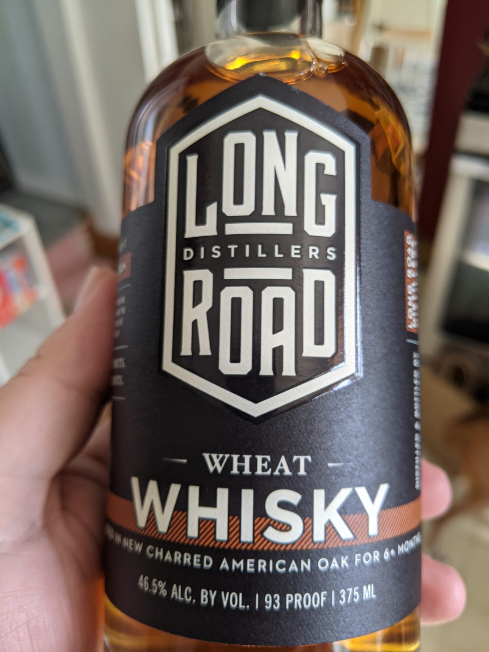 Long Road Distillers Wheat Whisky